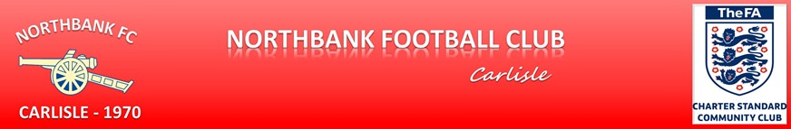 Northbank Football Club logo