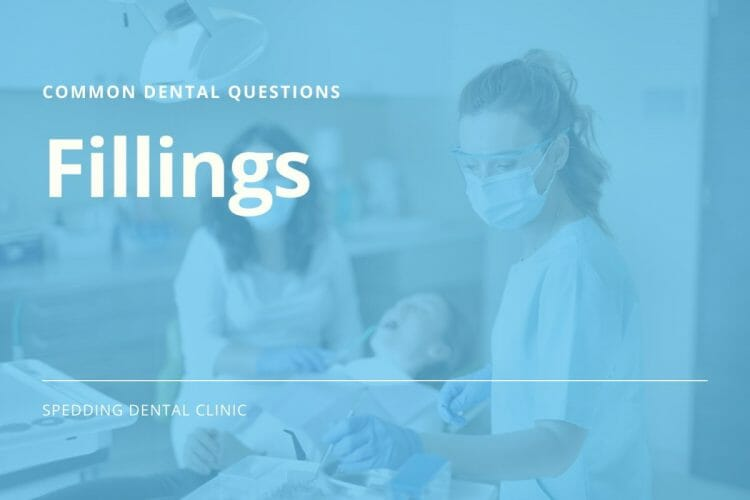 Common Dental Care Questions About Fillings