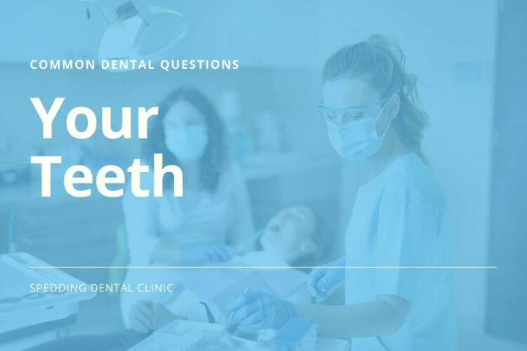 Basic Dental Questions About Your Teeth